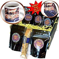 3D Rose Seattle Fish Market Coffee Gift Basket, Multi