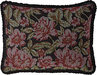 Dian Austin Couture Home Macbeth Floral King Sham with Piping