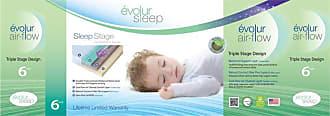 Évolur Sleep Triple Stage Air Flow with Natural Fibers - EV851