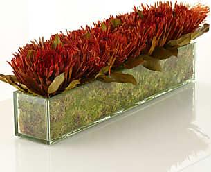 John-Richard Blazing Protea Faux-Floral Arrangement
