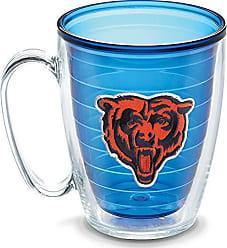 Trevis Tervis 1086038 NFL Chicago Bears Emblem Individual Mug, 16 oz, Sapphire