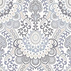 Portodesign Papel de Parede Vinílico Rolo Paradisio PA16866 Porto Design Lilás