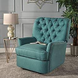 GDF Studio Christopher Knight Home 301900 Palermo Power Reclining Chair, Dark Teal