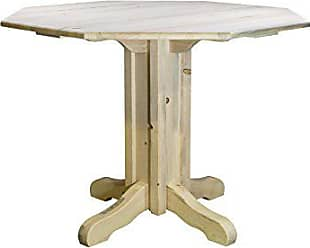 Montana Woodworks MWHCPTTV36 Homestead Collection Counter Height Pub Table, Clear Lacquer Finish
