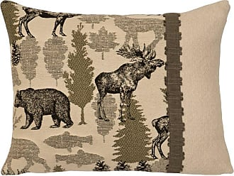 Wooded River Echo Pillow Sham by Wooded River, Size: Standard - WD26750