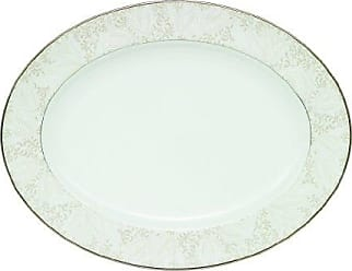 Waterford Waterford Bassano Oval Platter, 15-1/4-Inch