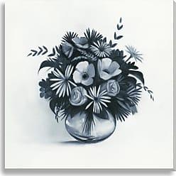 Gallery Direct Obsidian Arrangement II Indoor/Outdoor Canvas Print by Louis Perone, Size: Medium - NE73496