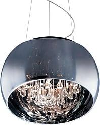 ET2 E21205 Sense 15 5 Light Pendant Polished Chrome Indoor Lighting