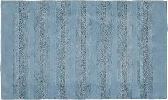 Garland Rug BA160W030050J4 Essence Bath Rug 30-Inch by 50-Inch Basin Blue
