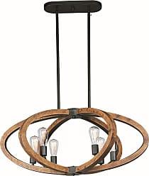 Maxim Lighting Bodega Bay 6-Light Pendant w/Bulb