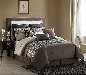 VCNY Mali 9 Piece Comforter Set by VCNY, Size: Queen - ZAI-9CS-QUEN-KO-BR