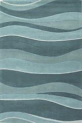 Kas Rugs KAS Oriental Rugs Eternity Collection Landscapes Area Rug, 5 x 8, Ocean