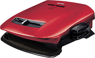 George Foreman GRP2841R 84 in. 5 Serving Removable Plate Grill - 4736B7EE695440508B53685E99720313