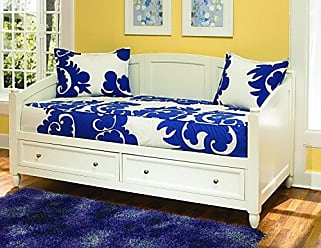 Home Styles Naples White Daybed with Storage by Home Styles