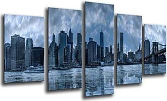 165 x 62 cm Quadri fotocamera quadro fotografico multicolore