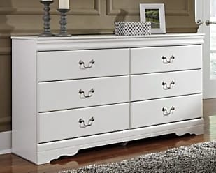 Ashley Furniture Anarasia Dresser, White