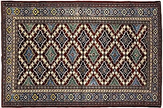 Solo Rugs Shirvan Hand Knotted Area Rug, 3 x 5 10, Multicolor