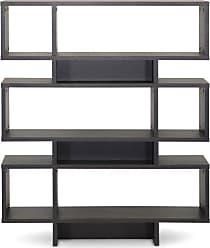 Baxton Studio Cassidy 6 Level Bookshelf - FP-6DS-SHELF (3A)