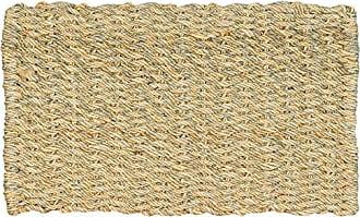 Felpudo Fibras Estampada 40/x 60/cm Beige Coco y PVC Jute /& Co