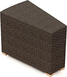 Harmonia Living Outdoor Harmonia Living Arden Patio Wedge End Table - HL-ARD-CH-WET