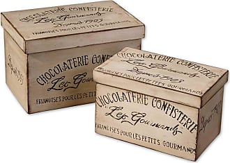 Uttermost 19300 Chocolaterie - Boxes - Set of 2