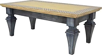 222 Fifth Rue MontMartre Rectangular Coffee Table - 7020GY040AVH52