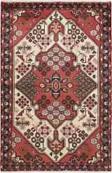 Nain Trading Persian Shahsavan Rug 55x36 Dark Brown/Orange (Hand-Knotted, Iran/Persia, Wool)
