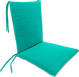 Jordan Manufacturing Company Polyester Classic Rocking Chair Cushions with Ties