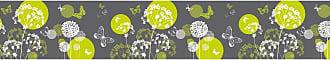 Ideal Decor World Of Butterflies Wall Stripes - DM74508