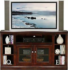 Eagle Furniture Coastal 55 in. Corner Entertainment Center - 72757PLCR