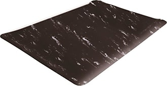 Guardian Floor Protection Marble Top Anti-Fatigue Floor Mat Black/White, Size: 2 x 3 ft. - 34243630