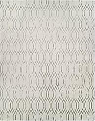 Kalaty GR-711 46 Gramercy Area Rug, 4 x 6, Platinum White