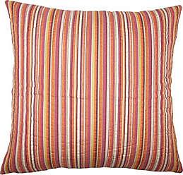 The Pillow Collection Daube Striped Bedding Sham Cabana Queen/20 x 30