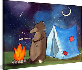 Marmont Hill Toasting Marshmallow Wall Art - MH-ADRDOS-25-C-18