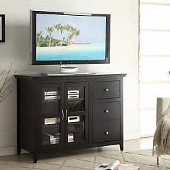 Convenience Concepts Sierra Highboy TV Stand - 8043387CH