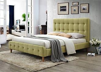 Omax Decor OMAX Decor Hugo Platform Bed Light Gray - BU1031LG