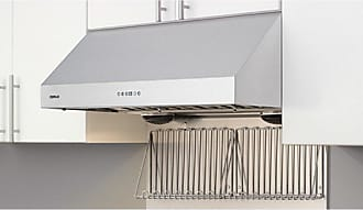 Zephyr 36W in. Tempest I Wall Mounted Range Hood - AK7036BS