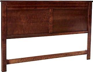 Progressive Furniture Diego King Headboard, 83 x 4 x 52, Espresso Pine