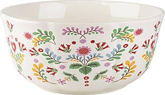 """Katie Alice /""""JARDIN ANGLAIS/"""" Shabby Chic Floral Porcelaine Blanche plaque latérale par"""