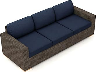 Harmonia Living Arden Wicker Outdoor Sofa - HL-ARD-CH-S-IN