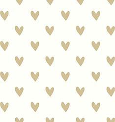 RoomMates Heart Spot Peel and Stick Wallpaper - RMK3525WP