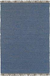 Linon Linon Verginia Berber Blue, 3.5 x 5.5