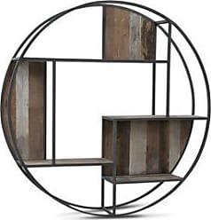 Apt2B Sawyer Round Wall Shelf