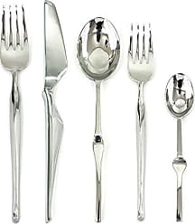 Mepra 132228005 Ergonomica 5 Piece Place Setting, Stainless Steel