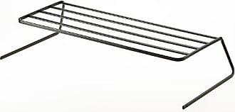 Yamazaki Home YAMAZAKI home Tower Dish Riser - Shelf Organizer & Storage for Kitchen Cabinets