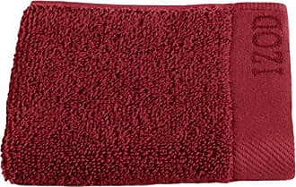 Westpoint Home CLASSIC EGYPTIAN COTTON WASH CLOTH BY IZOD - Premium, Soft, Absorbent - Sport, Home - Machine Washable - Pompei Red