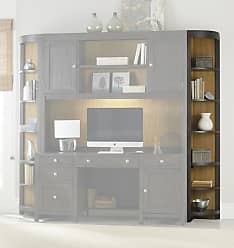 Hooker Furniture South Park Corner Unit Bookcase