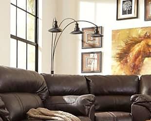 Ashley Furniture Sheriel Floor Lamp, Black