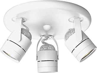 PROGRESS P6153-30WB Three-light directional in White finish