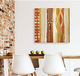 WEXFORD HOME Cross Encounter Gallery Wrapped Canvas Wall Art, 16x16